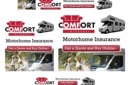 Comfort Insurance Image Ads