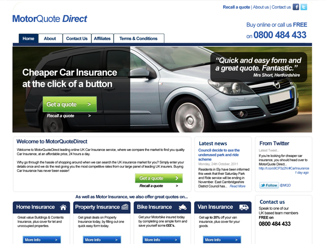 Motor Quote Direct